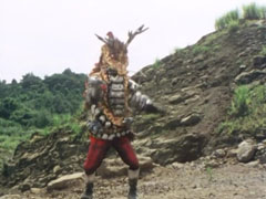Monsters (Episodes 35-50) | Super Sentai Central