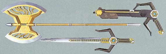 tokusatsu evolutionthe world of tokusatsu weapon and