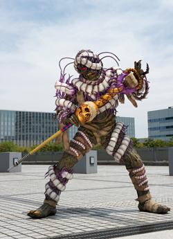 Power Rangers Monster Eating Food