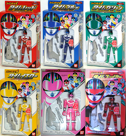 Pics For > Gaoranger Vs Timeranger