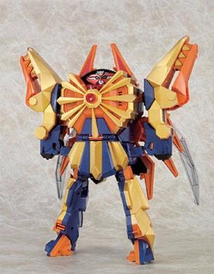 Samurai Sentai Shinkenger Toys
